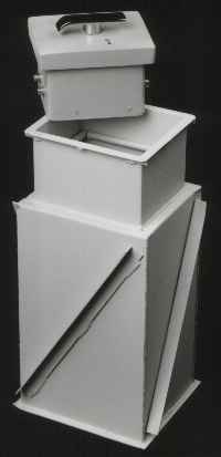 coffre fort coffre enterre serie a enterrer forestier. Black Bedroom Furniture Sets. Home Design Ideas